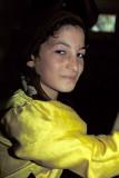 The Gaze Of The Turkish Girl