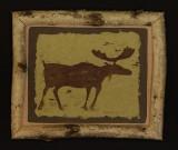 moose framed
