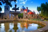 Morelia Church and Ex Convent of Carmen Mexico