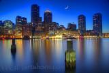 Boston Harbor Lights