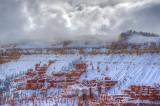 Bryce Approaching Winter