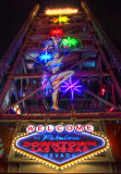 Fremont Street Welcome