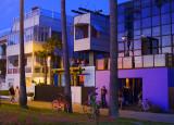 Venice Boardwalk Mansions