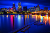 Portland Twilight