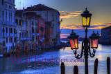 Venezia Grand Canal Dawn