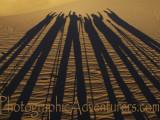 Shadows Death Valley