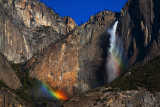 Yosemite Falls Double Rainbow