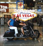 Harley Ride with Hart