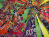 Redondo Kite Fun Zone Abstract