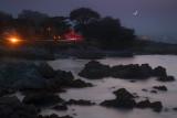 Pacific Grove Misty Moonlight