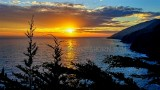 Ragged Point Sunset