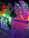 Ice Sculptures O C Fair