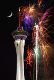 Stratosphere Fireworks
