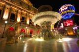 Las Vegas Paris Fountan