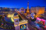 Las Vegas Cosmo Overlook