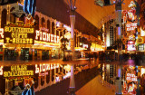 Fremont Street Reflections