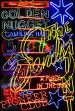 Las Vegas Neon Montage