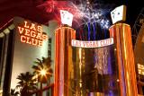 Las Vegas Club Fireworks