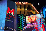Planet Hollywood Neon