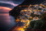 Positano Twilight