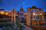 Forum Romanum Moonlight