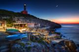 Port Carena Capri Lighthouse
