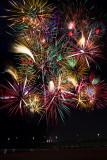 Newport Pier Fireworks