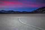 Death Valley Racetrack Sunset