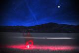Death Valley Racetrack Starlight