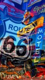 Route 66 Abstraction