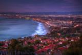 Twilight Over Los Angeles