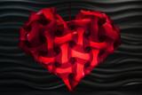 Entangled Heart Of Love