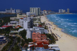 Cancun Playa Skyline