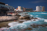 Cancun Coastline