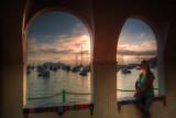 Catalina Sunrise Via Casino