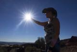 Calico Cowgirl SunStar