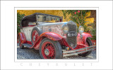 2013 - Vintage Chevrolet - Fortaleza de Santiago - Funchal, Madeira - Portugal