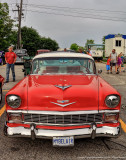 2015 - Chevrolet Bel Air,  Rouge Valley Cruisers - Toronto, Ontario - Canada