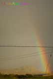 9th November 2013 - the end of the rainbow