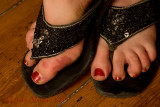 4th July 2014 - #flip flops flapping