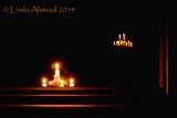 19th August 2014 - light in the dark