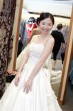 wedding dressing