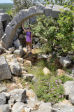 Silifke, Mersin Province, Adamkayalar, Roman Ruins
