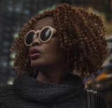 People of New York in color