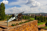 Pretoria, from the grounds of the Union Buildings