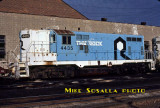THE little ROCK engines & caboose