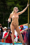 Indiana - Nudes A Poppin' 2015 - Zoey Knight