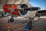 1943 Beechcraft C-45H