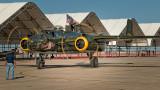 1944-45  B-25J, Executive Sweet