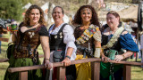 Escondido Renaissance Faire - Fall 2015